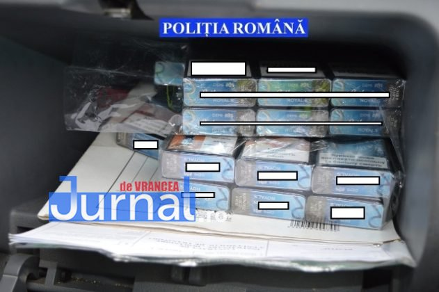 perchezitii tigari6 631x420 - FOTO: Captură-record de țigări de contrabandă la domiciliul unui bărbat din Golești