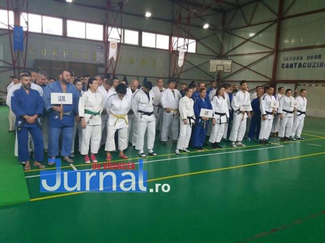 campionat judo mai1 - FOTO: Aur și bronz pentru Vrancea la Campionatul de judo al MAI