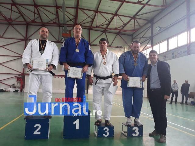 campionat judo mai6 - FOTO: Aur și bronz pentru Vrancea la Campionatul de judo al MAI