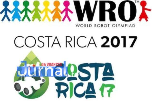 concurs roboti costa rica1 631x420 - Roboții din Vrancea au plecat la Olimpiada Internațională din Costa Rica