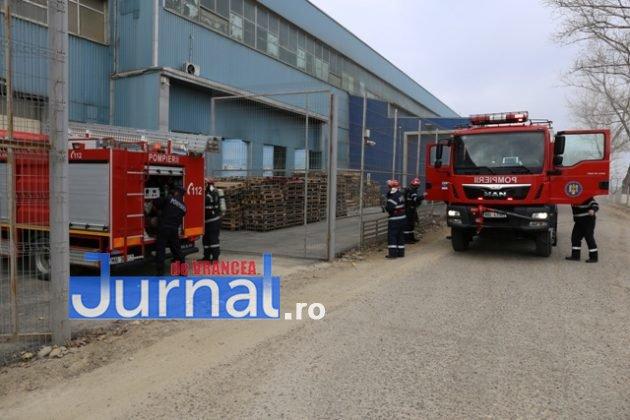 isu vranceapompieri exercitiu vrancart10 630x420 - GALERIE FOTO: Pompierii au simulat un accident chimic în curtea Vrancart