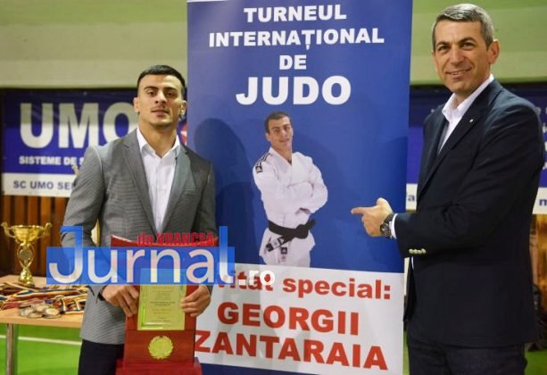 judo1 613x420 - GALERIE FOTO: Georgii Zantaraia și Lucian Grigoropol, prezenți la TURNEUL INTERNAȚIONAL de Judo
