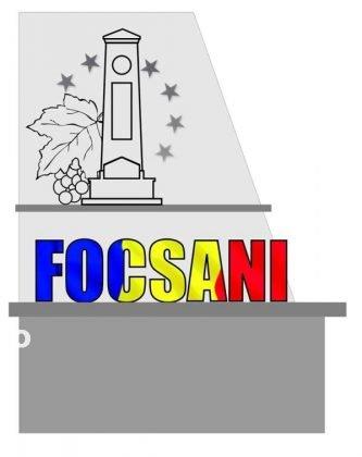 logo focsani20 333x420 - GALERIE FOTO: START VOT pentru desemnarea unui logo al Focșaniului