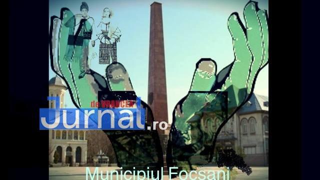 logo focsani26 - GALERIE FOTO: START VOT pentru desemnarea unui logo al Focșaniului