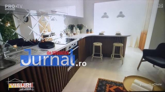 """visuri la cheie florentiu cucu 10 - FOTO-VIDEO: Cine este focșăneanul care are un apartament renovat complet de emisiunea """"Visuri la cheie"""" de la Pro TV"""