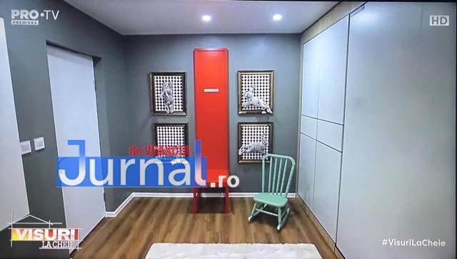 """visuri la cheie florentiu cucu 13 - FOTO-VIDEO: Cine este focșăneanul care are un apartament renovat complet de emisiunea """"Visuri la cheie"""" de la Pro TV"""