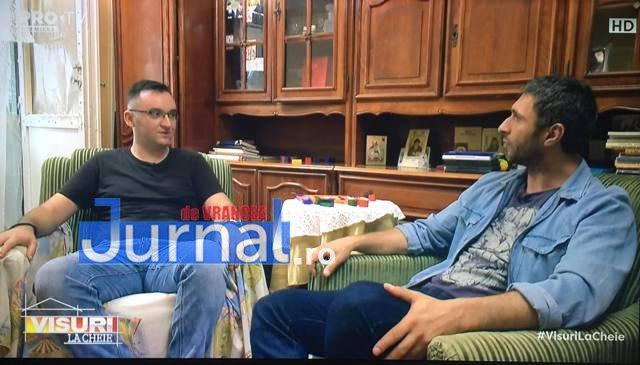 """visuri la cheie florentiu cucu 5 - FOTO-VIDEO: Cine este focșăneanul care are un apartament renovat complet de emisiunea """"Visuri la cheie"""" de la Pro TV"""