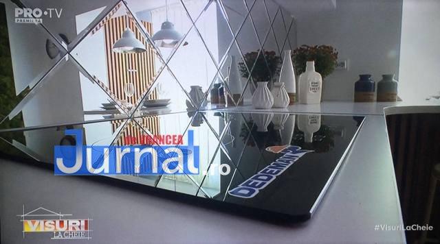 """visuri la cheie florentiu cucu 6 - FOTO-VIDEO: Cine este focșăneanul care are un apartament renovat complet de emisiunea """"Visuri la cheie"""" de la Pro TV"""