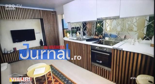 """visuri la cheie florentiu cucu 7 - FOTO-VIDEO: Cine este focșăneanul care are un apartament renovat complet de emisiunea """"Visuri la cheie"""" de la Pro TV"""