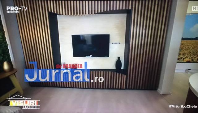 """visuri la cheie florentiu cucu 8 - FOTO-VIDEO: Cine este focșăneanul care are un apartament renovat complet de emisiunea """"Visuri la cheie"""" de la Pro TV"""