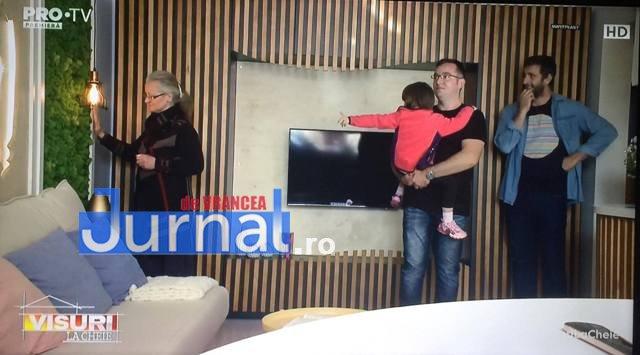 """visuri la cheie florentiu cucu 9 - FOTO-VIDEO: Cine este focșăneanul care are un apartament renovat complet de emisiunea """"Visuri la cheie"""" de la Pro TV"""
