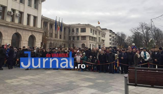1 decembrie 2017 ziua nationala a romaniei1 - LIVE Ziua Națională, sărbătorită la Focșani