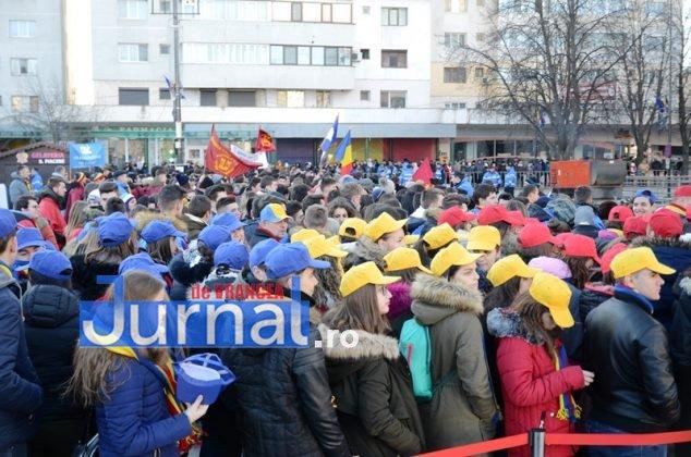 24 ianuarie focsani ziua unirii 1 634x420 - FOTO și VIDEO: Cum s-a sărbătorit Ziua Micii Uniri la Focșani