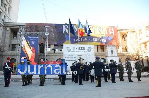 24 ianuarie focsani ziua unirii 10 634x420 - FOTO și VIDEO: Cum s-a sărbătorit Ziua Micii Uniri la Focșani
