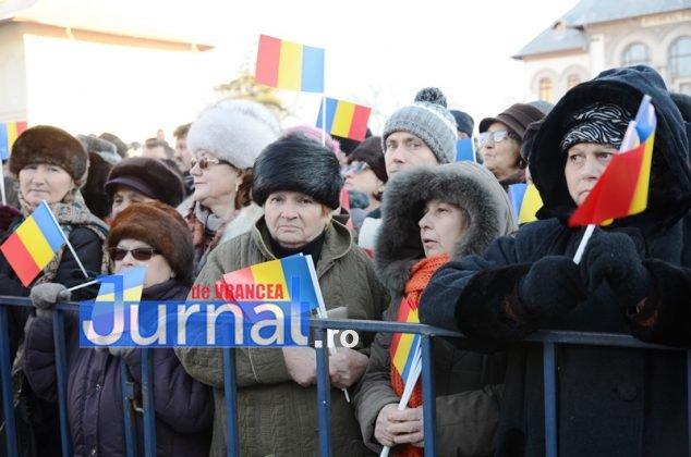24 ianuarie focsani ziua unirii 18 634x420 - FOTO și VIDEO: Cum s-a sărbătorit Ziua Micii Uniri la Focșani