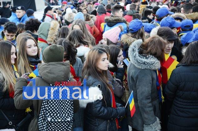24 ianuarie focsani ziua unirii 21 634x420 - FOTO și VIDEO: Cum s-a sărbătorit Ziua Micii Uniri la Focșani