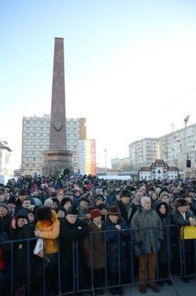 24 ianuarie focsani ziua unirii 4 278x420 - FOTO și VIDEO: Cum s-a sărbătorit Ziua Micii Uniri la Focșani