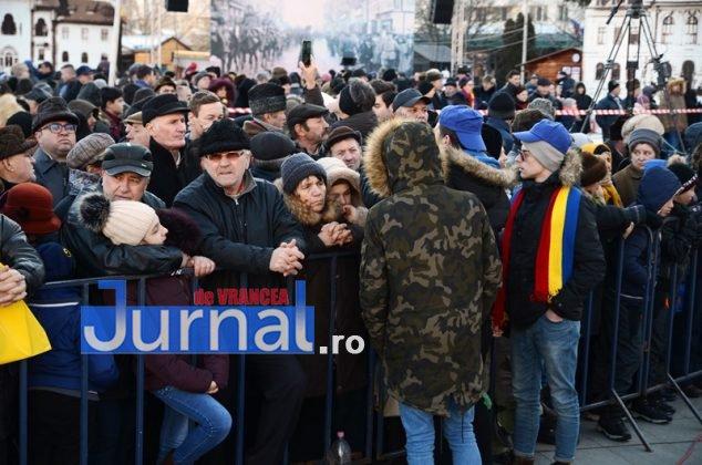 24 ianuarie focsani ziua unirii 5 634x420 - FOTO și VIDEO: Cum s-a sărbătorit Ziua Micii Uniri la Focșani