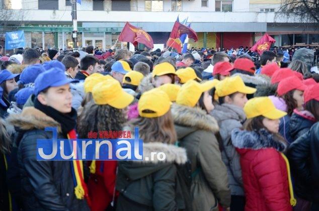 24 ianuarie focsani ziua unirii 6 634x420 - FOTO și VIDEO: Cum s-a sărbătorit Ziua Micii Uniri la Focșani