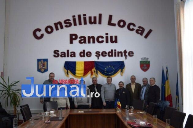 Delegatie Moldova 10 631x420 - FOTO: Veterani de război din Republica Moldova, în vizită la Panciu