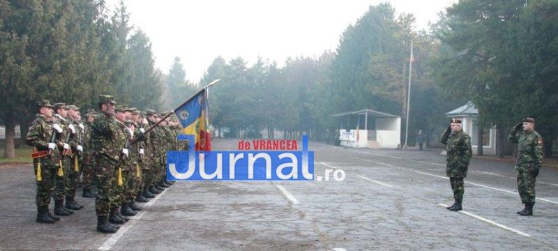 brigada 8 larom istructie militara1 - FOTO: A început un nou an de instrucție militară