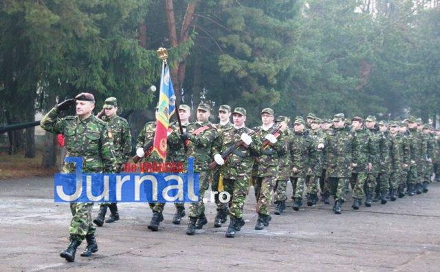 brigada 8 larom istructie militara7 - FOTO: A început un nou an de instrucție militară