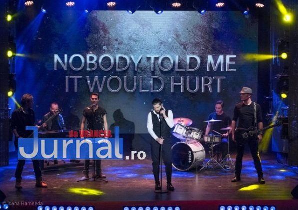semifinala eurovision 2018 focsani2 597x420 - FOTO: Cine sunt cei trei finaliști din semifinala Eurovision de la Focșani