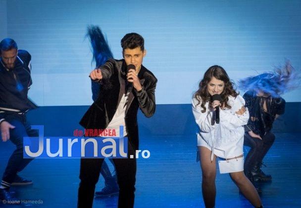 semifinala eurovision 2018 focsani8 608x420 - FOTO: Cine sunt cei trei finaliști din semifinala Eurovision de la Focșani
