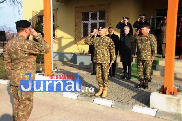 brigada 282 infanterie mecanizata militari1 630x420 - Predare de ștafetă la Brigada 282 Focșani. Cine este noul comandant