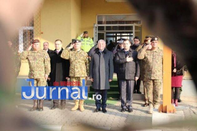 brigada 282 infanterie mecanizata militari2 630x420 - Predare de ștafetă la Brigada 282 Focșani. Cine este noul comandant
