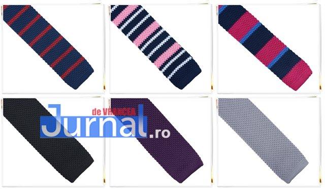 cravate tricotate crosetate impletite 2 - Ce cadou să îi faci partenerului de Dragobete?