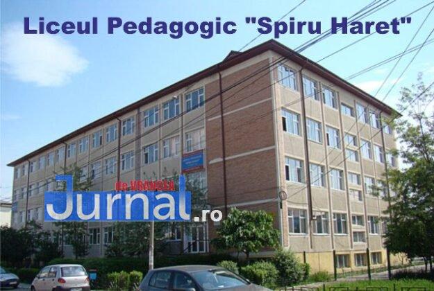 """liceul pedagogic 625x420 - FOTO: Patru licee și o școală generală se """"bat"""" pentru un Focșani mai curat"""