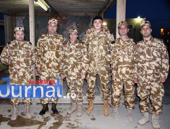 militari vizita afganistan5 552x420 - FOTO: Veterani ai Armatei României răniți în teatrele de operații, în vizită în Afganistan