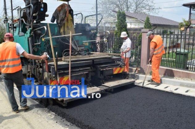 Asfaltare str. Dumbrava si Mihai Eminescu 15 631x420 - PANCIU: A început asfaltarea străzilor Dumbrava și Mihai Eminescu(FOTO)