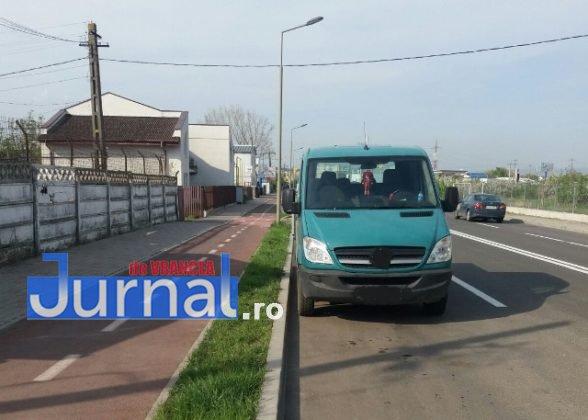 actiune politie1 588x420 - FOTO: Polițiștii rutieri acționează pe drumul spre Crâng! Ce amenzi au aplicat până acum