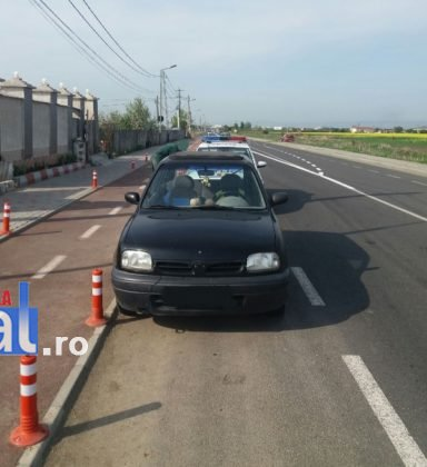 actiune politie3 384x420 - FOTO: Polițiștii rutieri acționează pe drumul spre Crâng! Ce amenzi au aplicat până acum