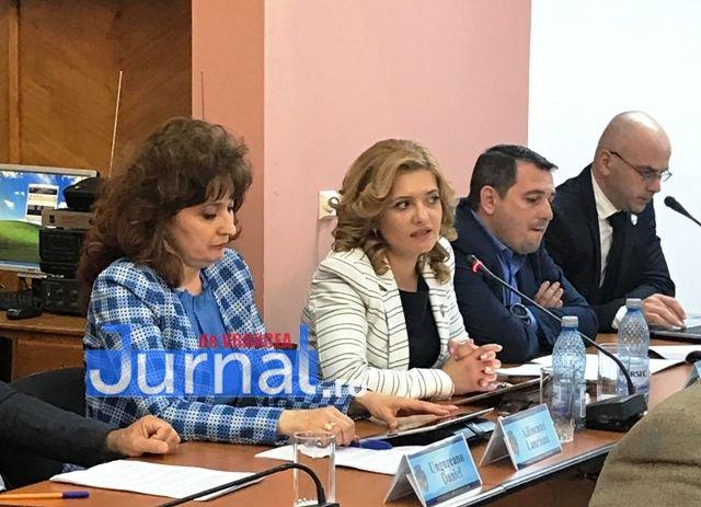 catalina lupu cl focsani - Scandal ca la ușa cortului în Consiliul Local Focșani pentru lista de priorități pentru ANL-uri