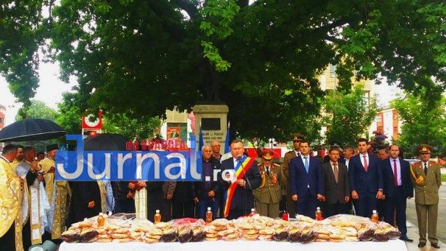 Ziua Eoilor 2018 24 - GALERIE FOTO: Martirii neamului românesc au fost omagiați la Monumentul Eroilor din Panciu