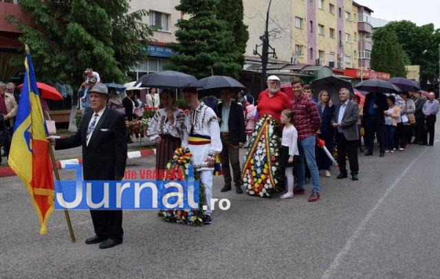 Ziua Eoilor 2018 9 - GALERIE FOTO: Martirii neamului românesc au fost omagiați la Monumentul Eroilor din Panciu