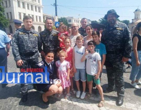 1 iunie politia romana17 538x420 - FOTO-VIDEO: De 1 Iunie, polițiștii au dat în mintea copiilor
