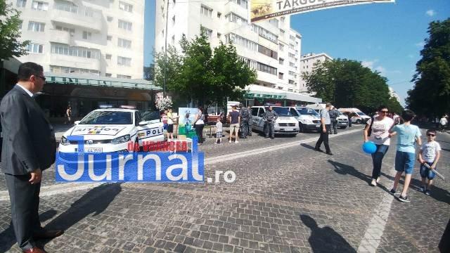 1 iunie politia romana7 - FOTO-VIDEO: De 1 Iunie, polițiștii au dat în mintea copiilor