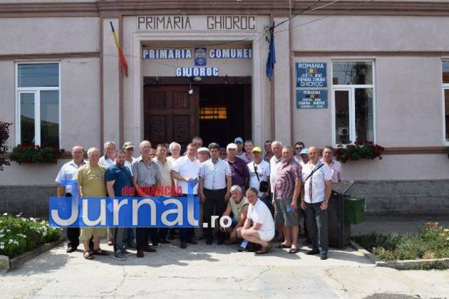 Excursie tematica 2018 Podgoria Minis Maderat panciu 9jpg 630x420 - FOTO: Primarul Iulian Nica, împreună cu viticultori din Asociația Vitis Panciu au vizitat Podgoria Miniș-Măderat