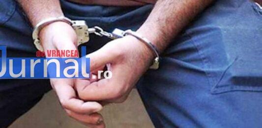 arestat 1 533x261 - Jurnal de Vrancea