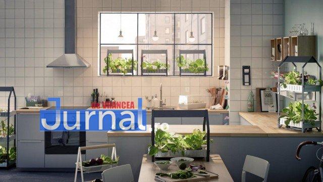 bucatarie4 - Tendințe în amenajarea bucătăriei în anul 2018