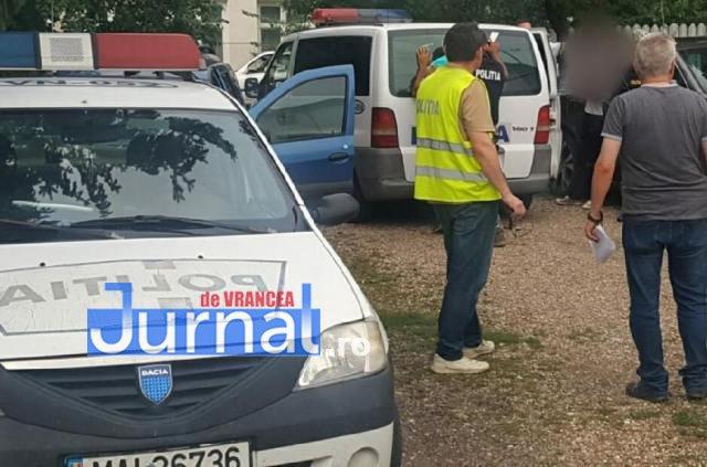 bataie vidra2 - FOTO: Bătaie cruntă la Vidra! Un bărbat, în comă