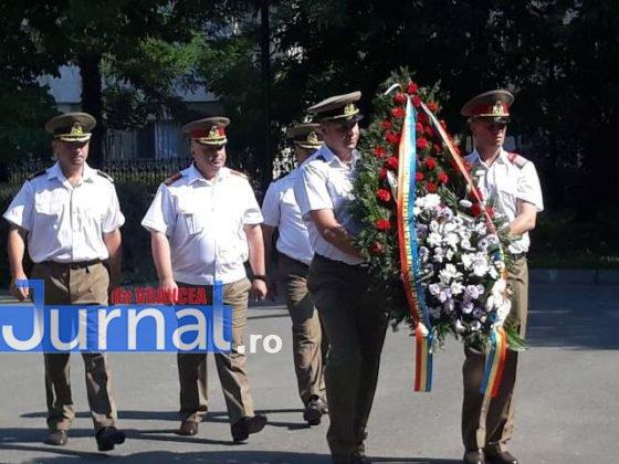 manifestari vrancea eroica centenar mausoleul focsani1 560x420 - VIDEO ȘI FOTO: Eroii, comemorați la Mausoleul Focșani
