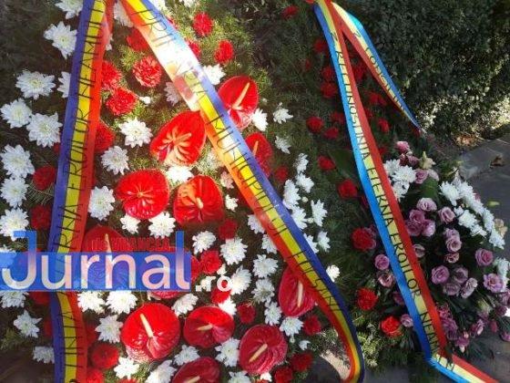 manifestari vrancea eroica centenar mausoleul focsani3 560x420 - VIDEO ȘI FOTO: Eroii, comemorați la Mausoleul Focșani