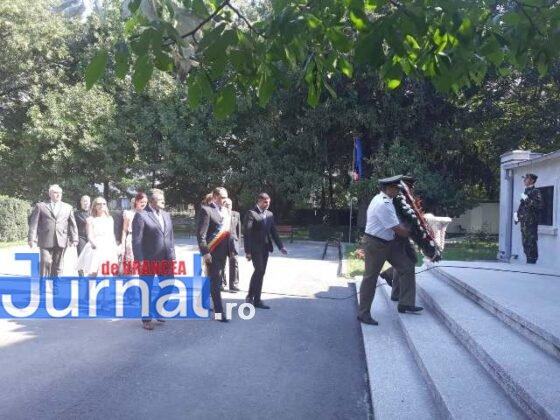 manifestari vrancea eroica centenar mausoleul focsani6 560x420 - VIDEO ȘI FOTO: Eroii, comemorați la Mausoleul Focșani