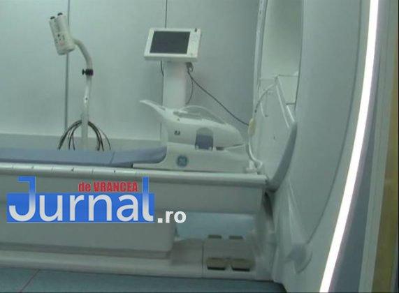rmn spitalul judetean2 571x420 - FOTO: Premieră la Spitalul Județean Focșani: a fost pus în funcțiune noul RMN