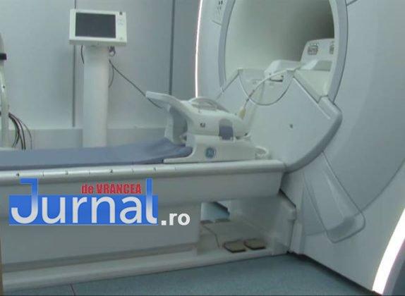 rmn spitalul judetean5 574x420 - FOTO: Premieră la Spitalul Județean Focșani: a fost pus în funcțiune noul RMN